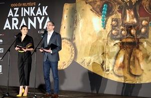Megnyílt Az Inkák Aranya kiállítás