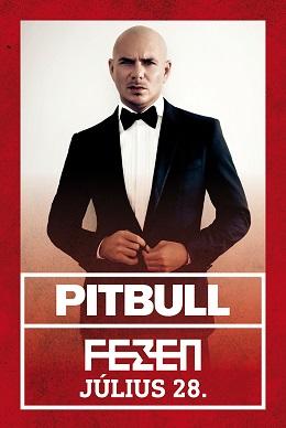 Először Magyarországon a Grammy-díjas szupersztár, Pitbull