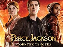 Percy Jackson és a Szörnyek Tengere