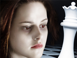 Twilight: Breaking Dawn Part 1.