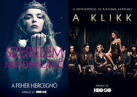 Új sorozatok áprilisban kizárólag az HBO GO-n!