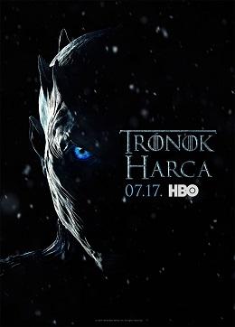 Trónok harca 7. évad - Megérkezett az HBO nagysikerű sorozatának új plakátja