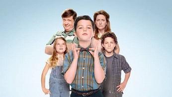 Az ifjú Sheldon - Az agymenők nagysikerű előzménysorozata elsőként az HBO GO-n