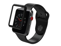 InvisibleShield kijelzővédelem már harmadik generációs Apple Watch-ra is