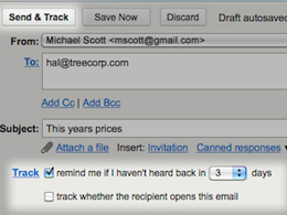 Gmail Track