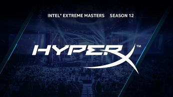 Ismét HyperX-szel felvértezve indulhatnak a játékosok az Intel e-sport versenyén