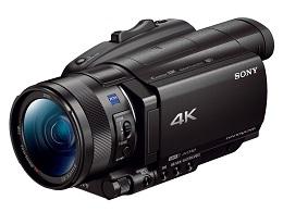 A Sony bemutatta a legújabb 4K HDR videokameráit