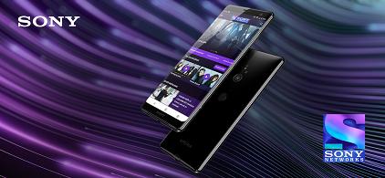 A Sony Networks applikáció elérhető az Xperia XZ3 készülékeken