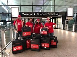 Magyar mérnök a Vodafone Alapítvány segélycsapatának élén