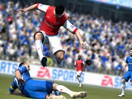Új ütközésmodellel forradalmasít a FIFA 12