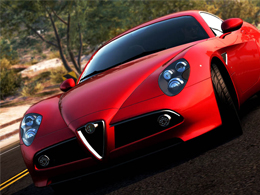Need For Speed Hot Pursuit Alfa Romeo 8