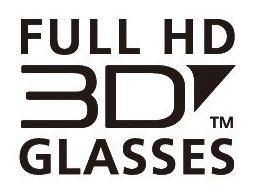 Full HD 3D Glasses