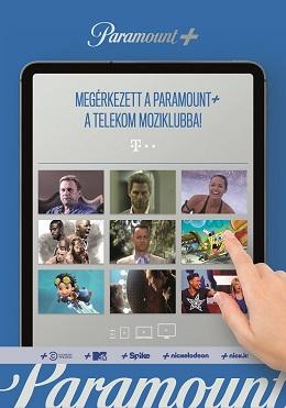 Paramount+ néven új VOD-szolgáltatást indít a Viacom a Magyar Telekommal