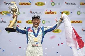 Muroja megszerezte Japán első Red Bull Air Race világbajnoki címét
