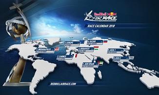 Íme a 2018-as Red Bull Air Race versenynaptár