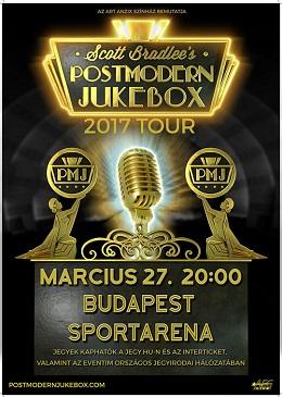 Közkívánatra visszatér Budapestre a Postmodern Jukebox